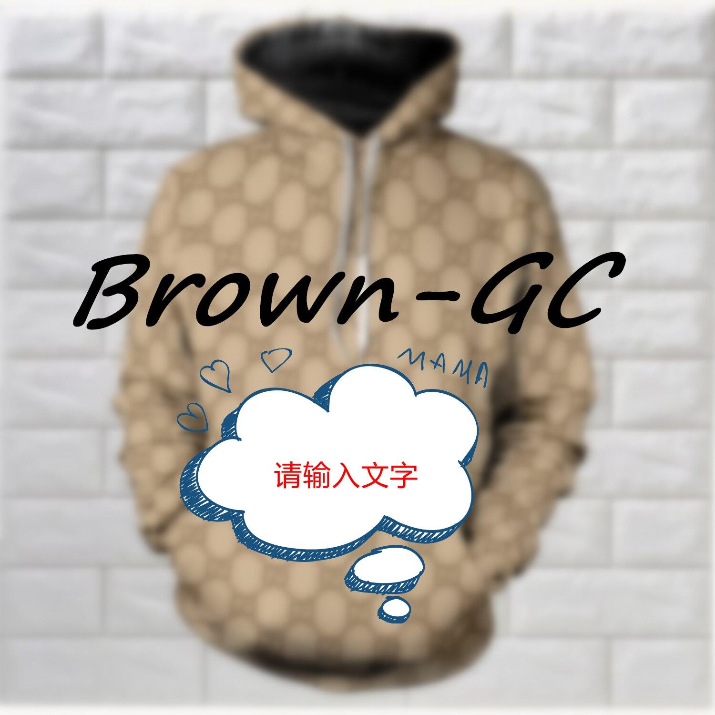 3d Custom Print Luxury Sweatshirt Hoodies Famous Brand Adult Kid Long Sleeve Jacket Unisex