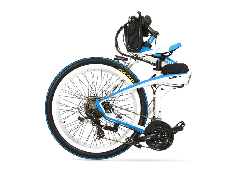 Lankeleisi 189.47 electric bicycle, folding bicycle, 26 inches, 36/48 V, 240 W, disk brake, fast folding, mountain 31