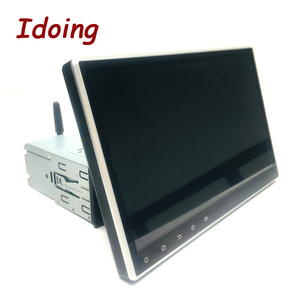 """Image 4 - Idoing10.2""""PX6 4G+64G Android 10 For Universal Car GPS DSP Radio Player IPS Screen Navigation Multimedia Bluetooth No 2 Din DVD"""