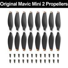 16 pièces d'origine Mavic Mini 2 hélices silencieux accessoire de vol pour DJI Mavic Mini 2 RC Drone accessoires pièce de rechange