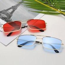 Clássico piloto óculos de sol feminino designer de marca luxo elegante aviação óculos de sol armação metal oculos aviador gafas de sol