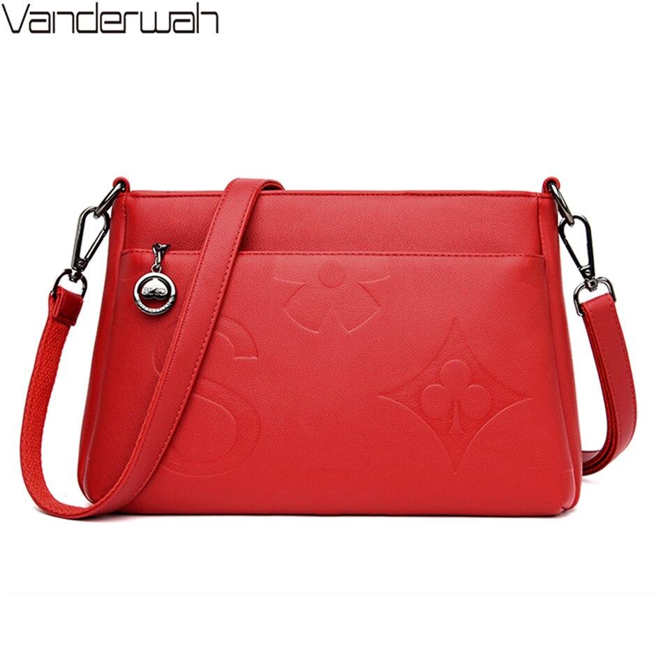 Fashion Printing Ladies Handbag Brand Small Shoulder Messenger Bag High Quality Crossbody Bag For Women 2020 Sac A Main Femme