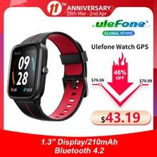 Ulefone Watch GPS Smartwatch 5ATM Waterproof 1.3
