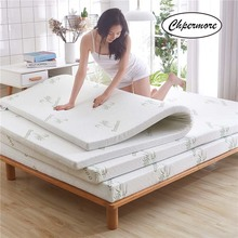 Mattresses Tatami Foldable Chpermore King-Size Bedspreads Thicken Sponge Slow-Rebound