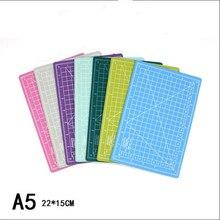 Cutting-Mat Self-Healing Rotary-Board Gridded Art-Craft PVC 3mm A5 for Sew Quilt Scrapbook