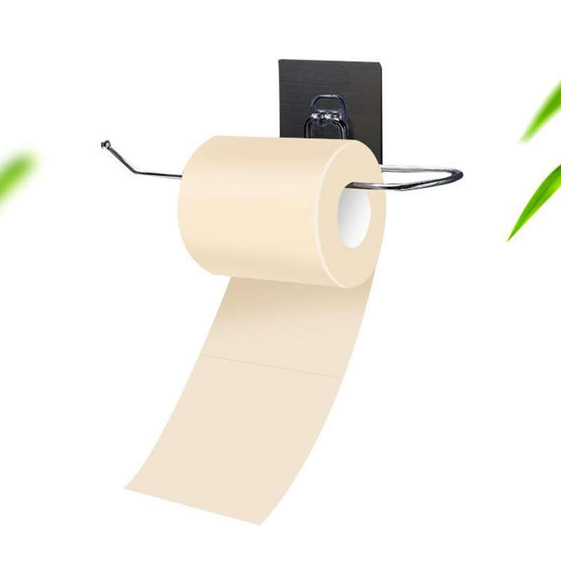 1Roll 4-Layer Soft Paper Household  Restaurant Hotel Smooth Toilet Tissue Paper High Quality