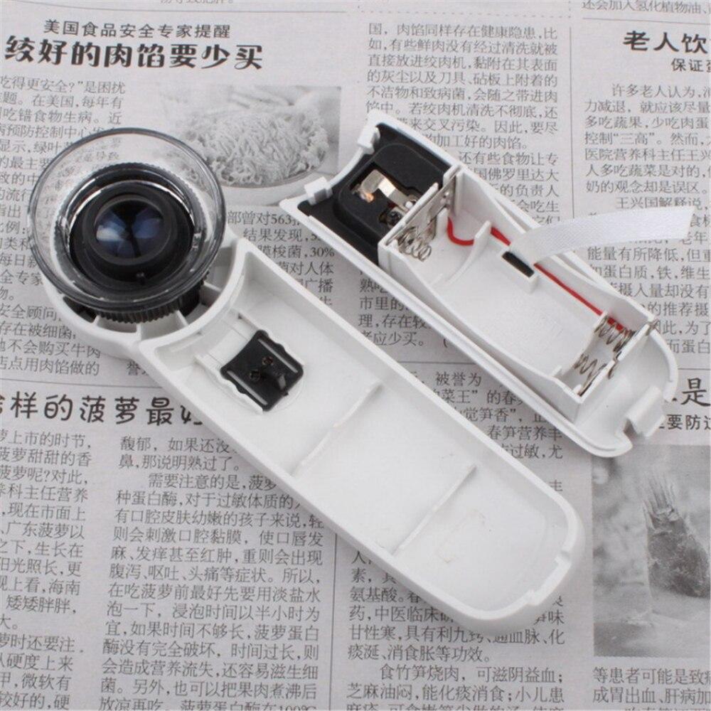 BIJIA HD Optische Objektiv Handheld Lupe für Ältere MG6B-A