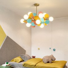 Living Room Lamp Nordic Lamps Modern Minimalist Living Room Chandelier Ins Children's Lighting Creative Bedroom Chandelier chandelier lighting restaurant minimalist living room bedroom creative american european retro chandelier iron lights chandelier