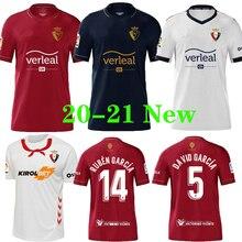 New 2021 Osasuna soccer jerseys shirt 100th Centenary R. Torres 10 Rubén García 14 Chimy avila Brandon Unai Garcia t-shirt