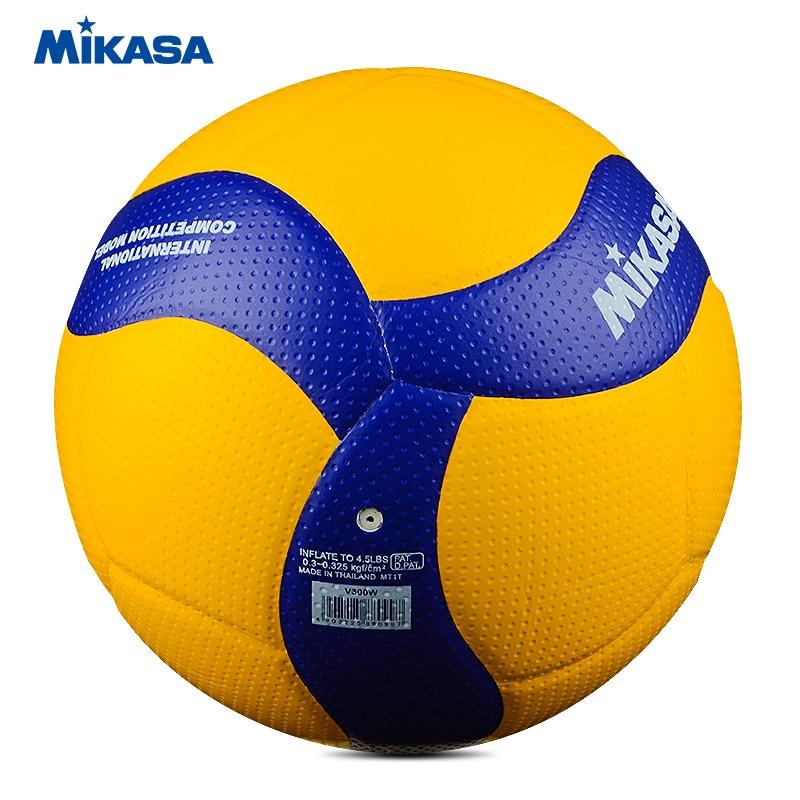 Оригинальный Микаса волейбол V300W FIVB официальная игра мяч FIVB одобренный для конкуренции мяч для взрослых волейбол 3