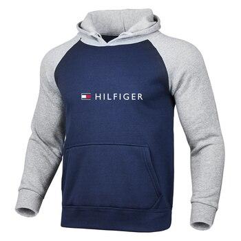 Men and women hoodie sweatshirt street sportswear high-end fashion pullover casual 2021
