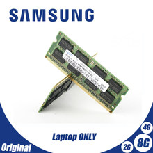 Samsung Laptop Geheugen 2 Gb 4 Gb 8 Gb 2G 4G PC2 PC3 DDR2 DDR3 667Mhz 800 mhz 1333Hz 1600Mhz 5300S 6400 8500 10600 Ecc Notebook Ram Pc