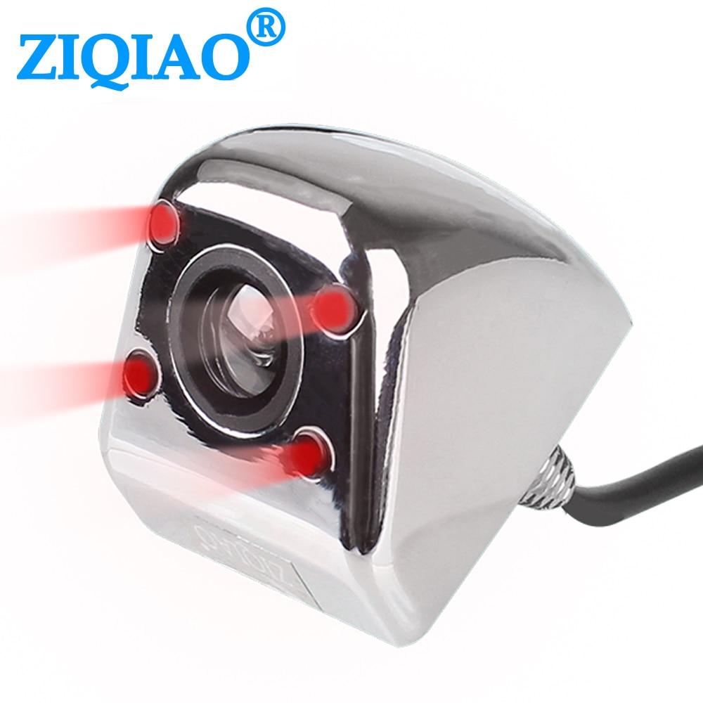 Car Rear View Camera Parking Monitoring Universal Waterproof HD Car Rear View Camera Infrared Camera HD Night Waterproof HS009