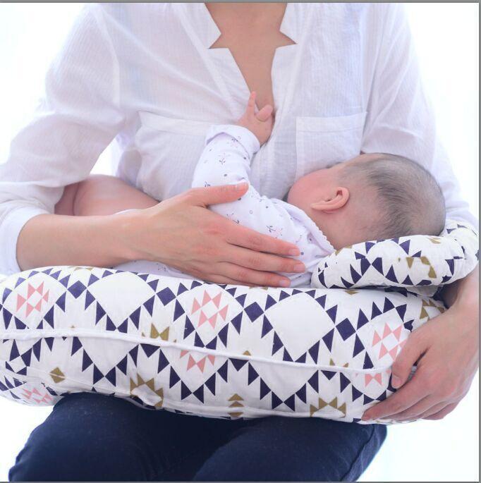 L/'allaitement coussin couverture coton doux maternité nouveau-né Nursing chat noir