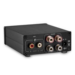 Image 2 - Douk audio 200 watów Mini HiFi TPA3116D2 cyfrowy wzmacniacz mocy dwukanałowa muzyka stereo domowe audio Amp