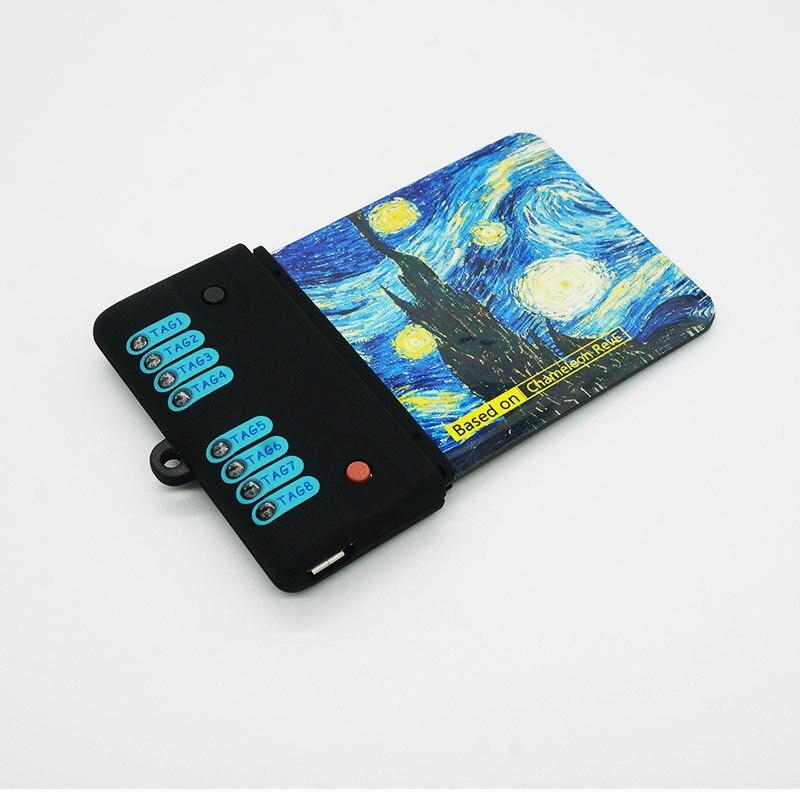 Chameleon Detection Card Chameleon Full Encryption PM3 Detection Card Full Encryption Card Access Card Reading