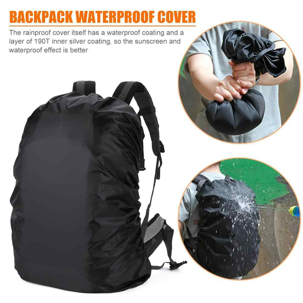 35/60/70L Wasserdichte Rucksack Regen Abdeckung Ultraleicht Schulter Regenschutz für Rucksack Rucksack Tasche Reise Camping Klettern