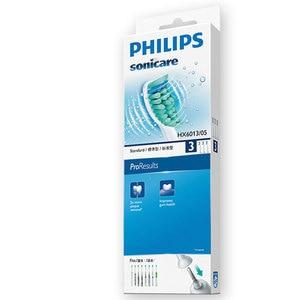 Image 3 - استبدال فرشاة الأسنان رؤساء ل فيليبس Sonicare ProResults HX6013/05 HX6930 HX9340 HX6950 HX6710 HX9140 HX6530 3 قطعة/الوحدة