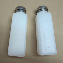 Dongguan Factory Wholesale 8 Oz Plastic Alcohol Bottle 250ML Cap Push Industrial Wash Board Water Alcohol Bottle(China)