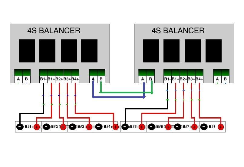 18650 diy bms ativo balanceador de bateria