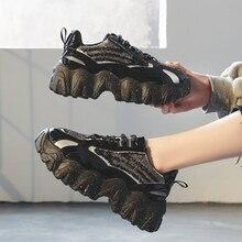 2020 Summer Women Shoes Casual Tenis Chu