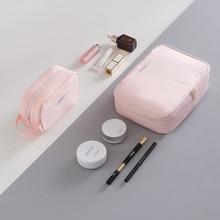Handbag Organizer Makeup-Pouch Toiletry-Bag Travel Waterproof Beautician Purse Quick