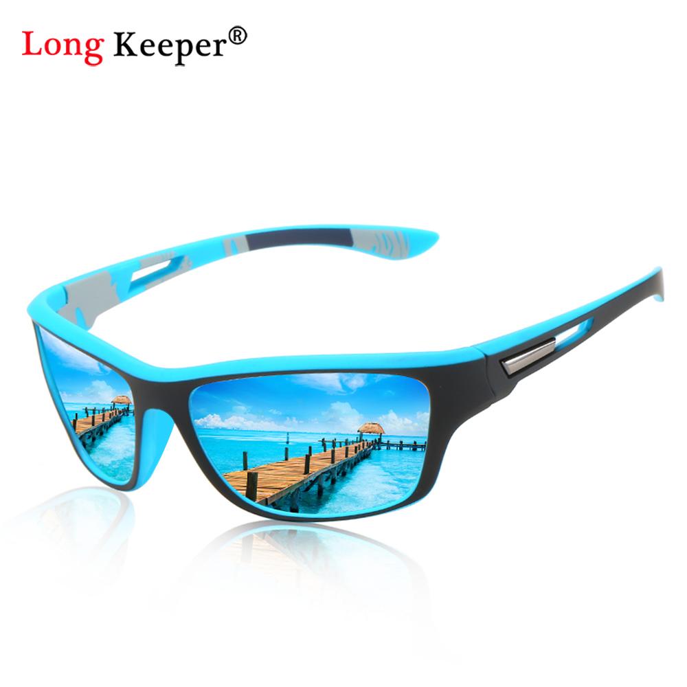 Polarized Sunglasses Men Outdoor Sports Driving Shade Goggle Sun Glasses UV Protection Male Eyewear Luxury Brand Mirrored Oculos