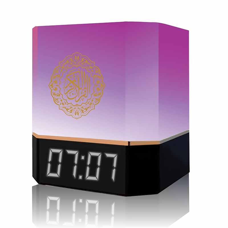 Portable Islamic Gift LED Touch Lamp Quran Speaker with Remote Control Bluetooth Speaker Wireless Quran Speaker