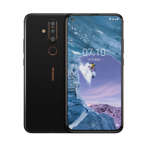 """Image 5 - Global Rom Nokia X71 Mobile Phone 6GB RAM 6.39"""" Snapdragon 660 Octa Core Android 9 48MP Camera Fingerprint 4G LTE Mobile Phone"""
