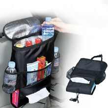 Изоляционный пакет для льда, детские многофункциональные сумки, подвесная сумка для мамы, автомобильное кресло для хранения, задний карман для детских бутылочек, корзина Acce