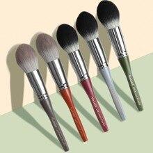 Powder Makeup Brush Single Large Blush Soft Face Foundation