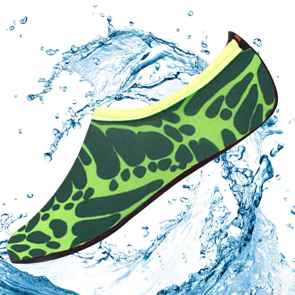 SFIT plaj yaz açık ayakkabı kadın erkek ayakkabısı Trekking Senderismo yukarı yürüyüş su hızlı kuruyan spor ayakkabı Aqua ayakkabı