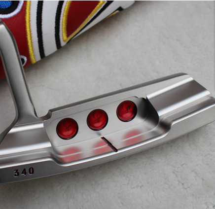 High Quality Sss340g Golf Clubs Golf Putter 32.33.34.35.36 Inch With Golf Steel Shaft Putter Headcover Free Shipping