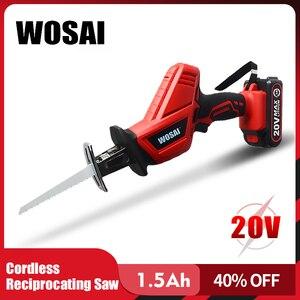 WOSAI 20V Cordless Reciprocati