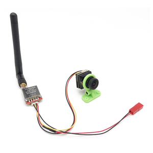Image 2 - Ready to use 5.8G FPV UVC Receiver Video Downlink OTG VR Android Phone+5.8G 200/600mw Transmitter TS5828+CMOS 1500TVL FPV Camera