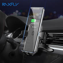 FLOVEME Car Phone Holder Mobile Phone Holder in Car Air Vent Clip No Magnetic GPS Mount Stand For iPhone 12 11 8 Xiaomi Samsung