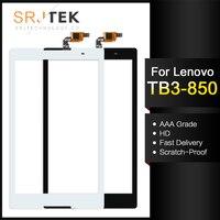 새로운 레노버 Tab3 TAB3-850 TB3-850F TB3-850M 교체 터치 스크린 디지타이저 유리 8 인치 블랙 화이트