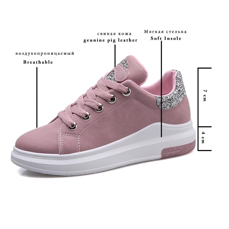 Fujin Brand 2019 Autumn Women Shoes sneakers  Autumn Soft Comfortable Casual Shoes Fashion Lady Flats Female shoes for women