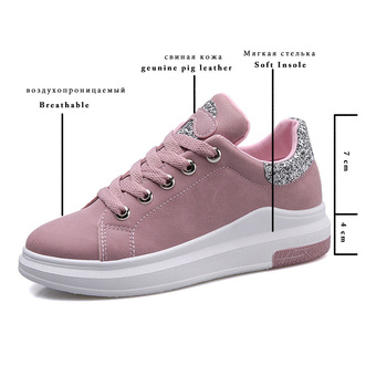 Fujin Brand 2019 Autumn Women Shoes sneakers Autumn Soft Comfortable Casual Shoes Fashion Lady Flats Female shoes for women 1