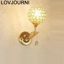 Modern Lamp Badkamer Verlichting Wandlampe Lampe Mirror Lampara Bedroom Aplique Luz Pared Applique Murale Luminaire Wall Light