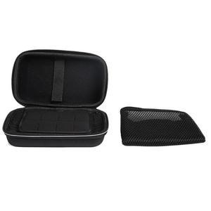 Image 5 - EVA Hard Carrying Shell Protective Case Bag Slots de Cartão 16 Gaming Acessórios Sacos De Armazenamento para o NOVO Nintend 2DS LL/XL/3 3DSXL LL