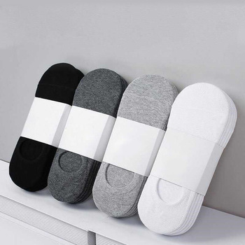 absorption cotton boat socks summer low upper shallow mouth invisible socks solid color thin men's socks wholesale men fight color wide stripes help low boat socks cotton socks socks wholesale trade 200n