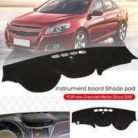 No Logo Felt Fabric Dashboard Mat Sun Cover Dashboard Cover Pad Sun Cover Pad for Left Helm Car SunShade for Auto Interior