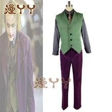 Halloween Joker Costume Full sets RK