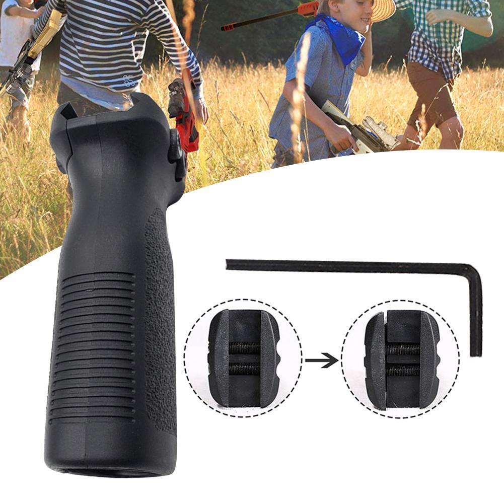 Lightweight Universal Vertical RVG Handle ABS Accessories Tan Adjustable Grip For Toy Sprayer porta celular para hacer ejercicio
