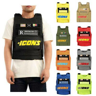 ICONS Trending CS Vest Tactical Military Vest Special Forces Hunting Clothing Fishing Hiking Horse Riding Vests
