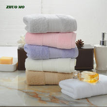 5 шт полотенце для лица из натурального хлопка 35 х75 см 6 цветов