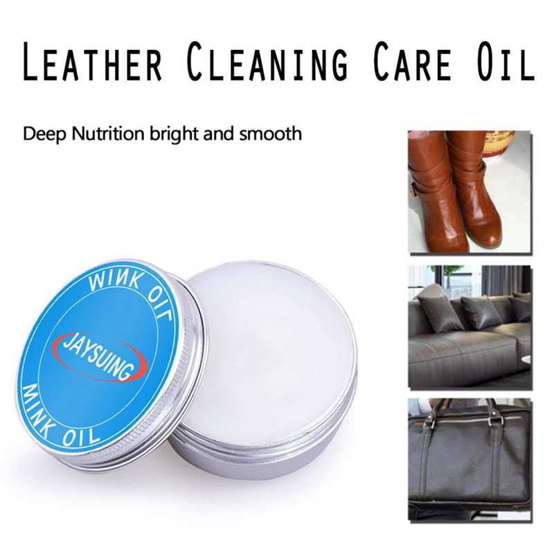 Leather Shoes Cleaning Cream