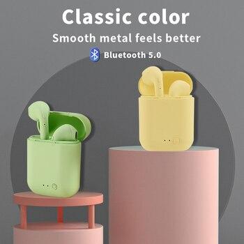 Mini-2 Wireless Headphone Bluetooth Earphones Waterproof Earpieces Sport Earbuds For Huawei Iphone OPPO Xiaomi TWS Music Headset 3