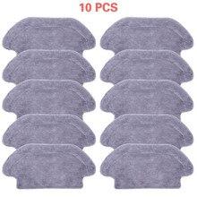 Новинка 5 шт./10 шт. вставки для швабры для Viomi V2 V RVCLM21B mijia STYJ02YM набор вставок для швабры из искусственной ткани